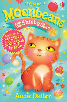 Magical Moon Cat: Moonbeans and The Shining Star