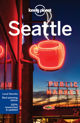 Lonely Planet Seattle