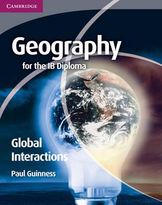IB Diploma: Geography for the IB Diploma.. Cover