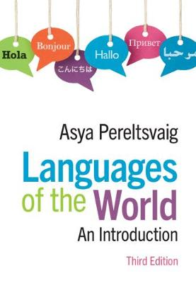 Languages of the World: An Introduction Cover