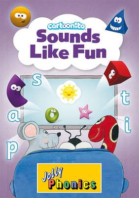 Sounds Like Fun DVD: in Precursive.. Cover