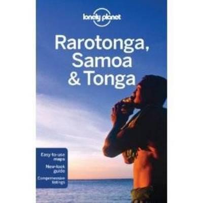 Rarotonga Samoa and Tonga TSK 7e