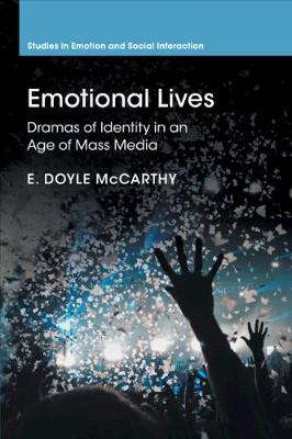 Studies in Emotion and Social.. Cover