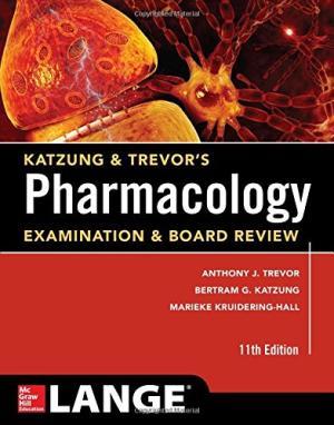 Katzung & Trevor's Pharmacology.. Cover
