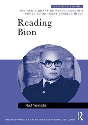 Reading Bion Cover