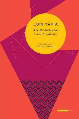 The Production of Local Knowledge:.. Cover