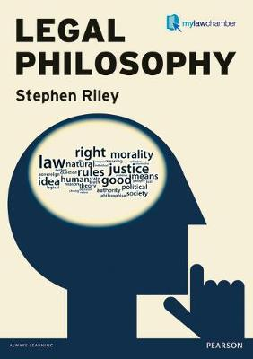 Legal Philosophy Cover