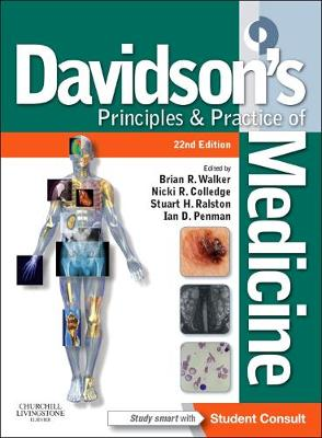 Davidson's Principles and Practice of.. Cover