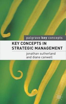 Key Concepts in Strategic Management