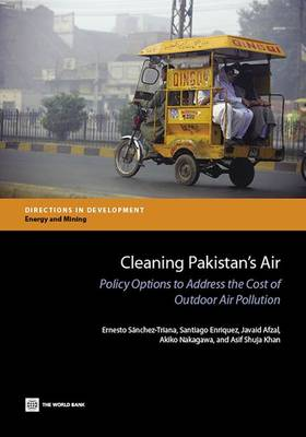 Cleaning Pakistan's air: policy options to address the cost of outdoor air pollution