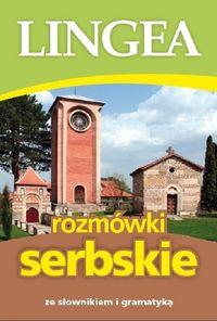 Rozmówki serbskie Cover