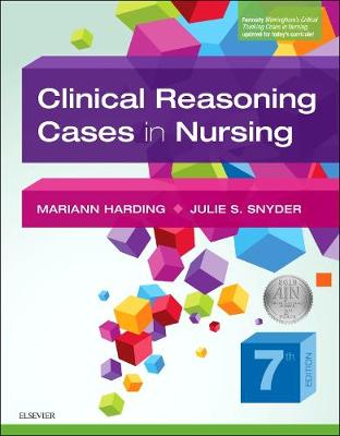 Clinical Reasoning Cases in Nursing Cover