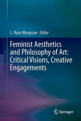 Feminist Aesthetics and Philosophy of.. Cover