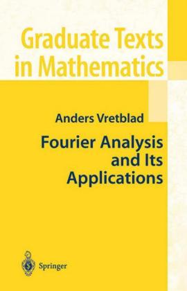 Fourier Analysis & Its Applications