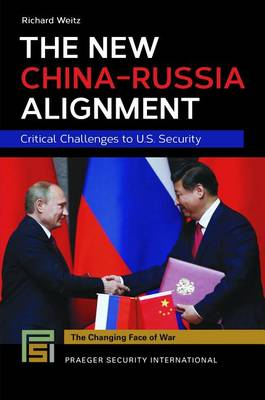 The New China-Russia Alignment: Critical.. Cover
