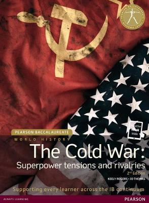 Pearson Baccalaureate: History the Cold.. Cover