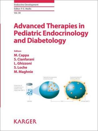 Advanced Therapies in Pediatric.. Cover
