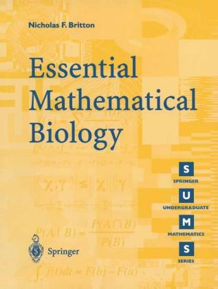 Essential Mathematical Biology Cover