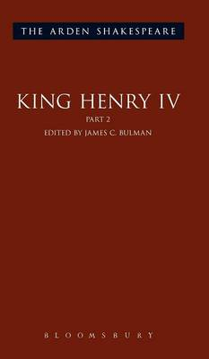King Henry IV: Part 2 Cover