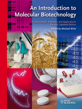 An Introduction to Molecular Biotechnology Cover