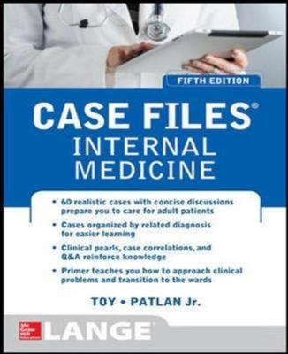 Case Files Internal Medicine 5e