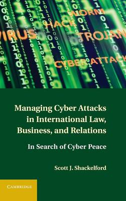 Managing Cyber Attacks in International.. Cover