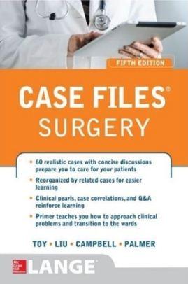 ISE Case Files Surgery, 5/E