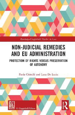 Non-Judicial Remedies and EU.. Cover