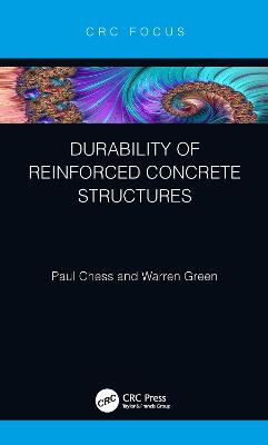 Durability of Reinforced Concrete.. Cover