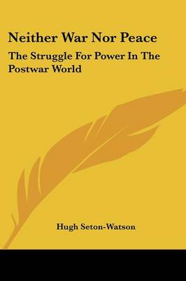 the struggle for power in the