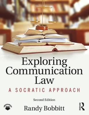 Exploring Communication Law Cover