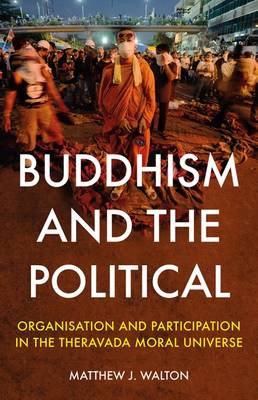 Buddhism and the Political: Organisation.. Cover