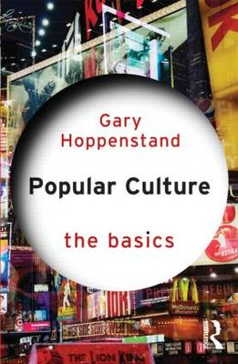 Popular Culture: The Basics Cover