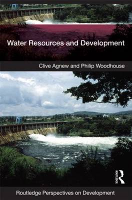 Water Resources & Development Cover
