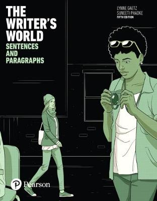 The Writer's World Cover