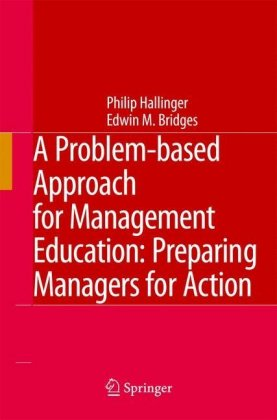 A Problem-based Approach for Management.. Cover