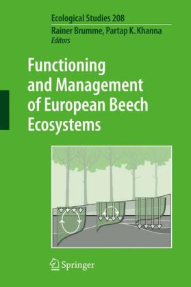 Functioning and Management of European Beech Ecosystems