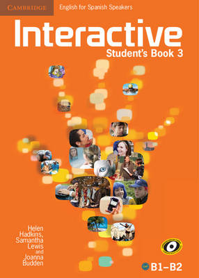 Interactive for Spanish Speakers Level 3 Student's Book
