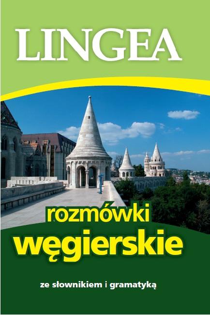 Rozmówki węgierskie Cover
