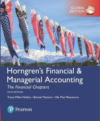 Horngren's Financial & Managerial.. Cover