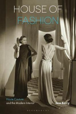 House of Fashion: Haute Couture and the.. Cover