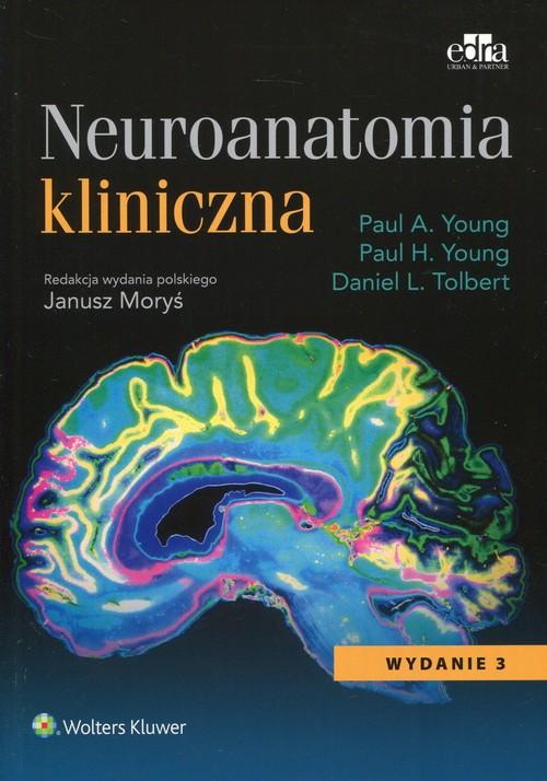 Neuroanatomia kliniczna Cover
