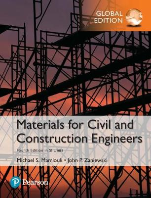 Materials for Civil and Construction.. Cover
