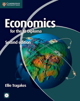 Economics for the IB Diploma with CD-ROM Cover