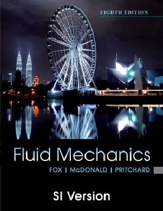 Fox and McDonald's Introduction to Fluid.. Cover