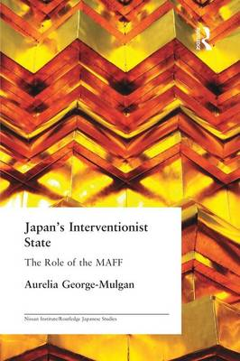 Japan's Interventionist State Cover