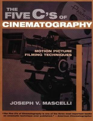 Five C's of Cinematography Motion.. Cover