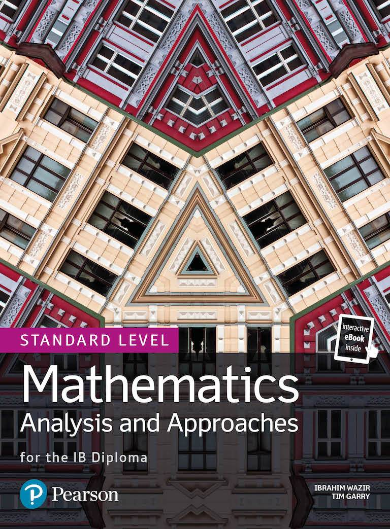 Mathematics Analysis and Approaches bundle SL Pearson Baccalaureate Group 5