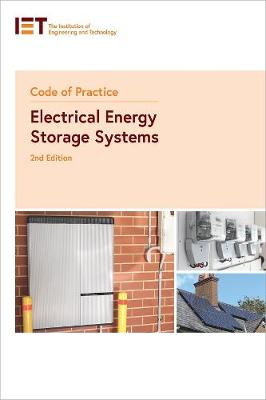Code of Practice for Electrical Energy.. Cover
