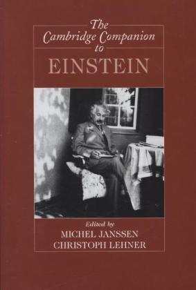 The Cambridge Companion to Einstein Cover